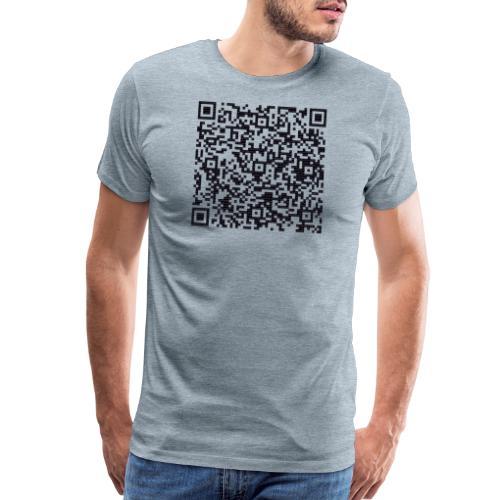 QR PI - Men's Premium T-Shirt