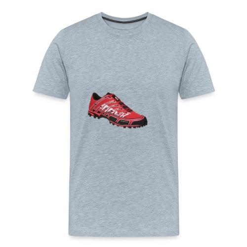 cleats png - Men's Premium T-Shirt