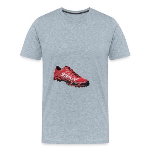 cleats png - Men's Premium T-Shirt