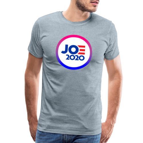 JOE 2020 White - Men's Premium T-Shirt
