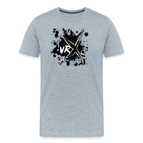 VRX Black Paint logo - Men's Premium T-Shirt