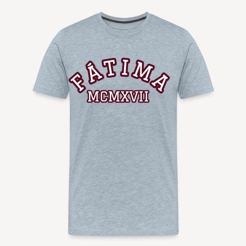 FATIMA MCMXVII - Men's Premium T-Shirt