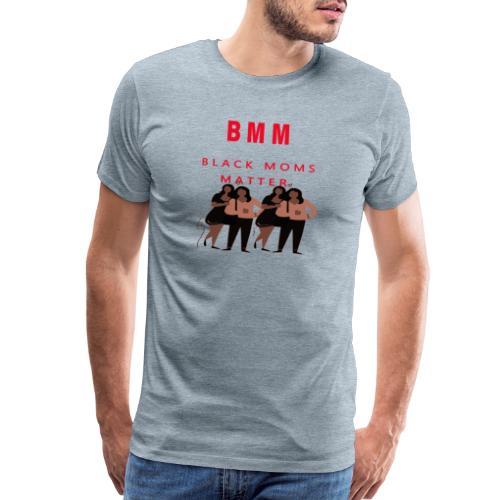 BMM 2 Brown red - Men's Premium T-Shirt