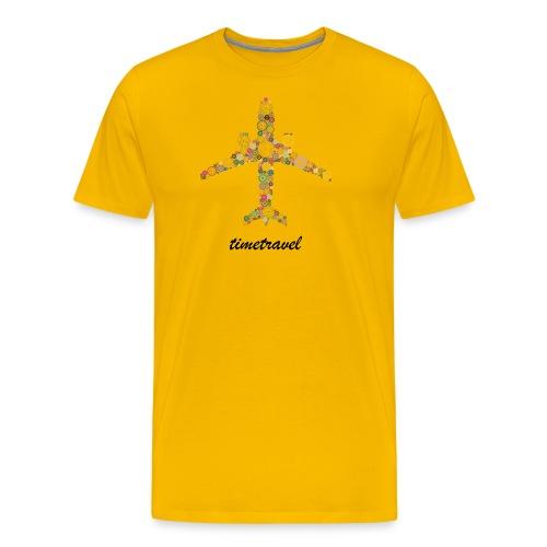 Time To Travel - Men's Premium T-Shirt