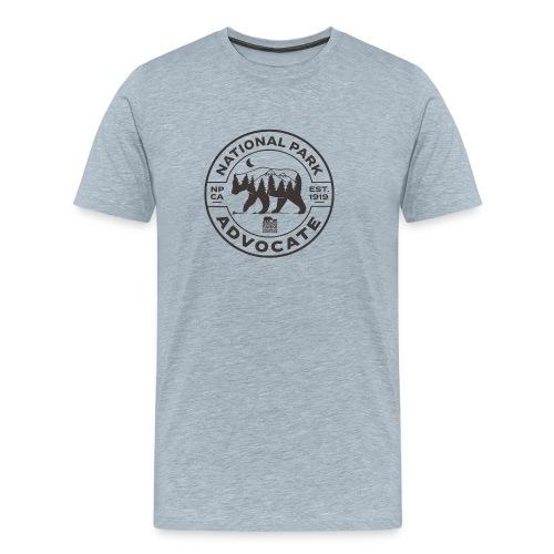 Park Advocate Badge - Men's Premium T-Shirt