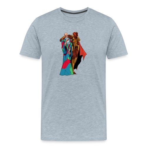 anjelicaPRO png - Men's Premium T-Shirt