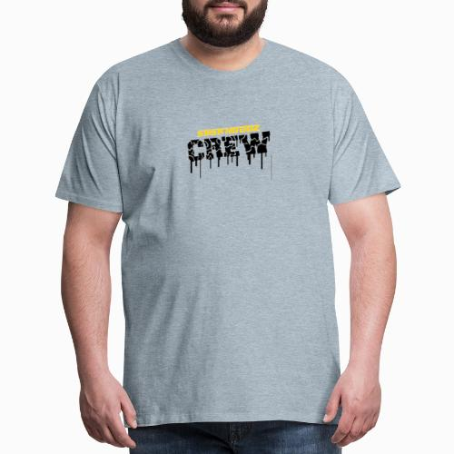 saskhoodz crew - Men's Premium T-Shirt