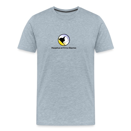 Cospaia - a collaboration for liberty - Men's Premium T-Shirt