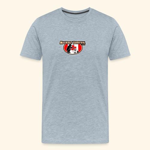 Muskrat Badge 2019 - Men's Premium T-Shirt