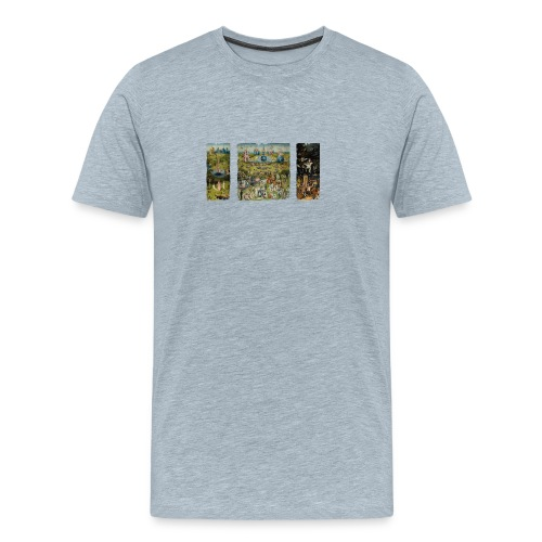 Garden Of Earthly Delights - Men's Premium T-Shirt