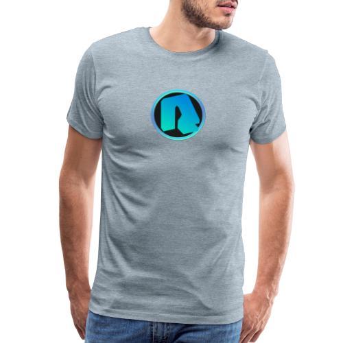 Channel Logo - qppqrently Main Merch - Men's Premium T-Shirt