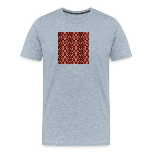 The Shining pattern - Men's Premium T-Shirt