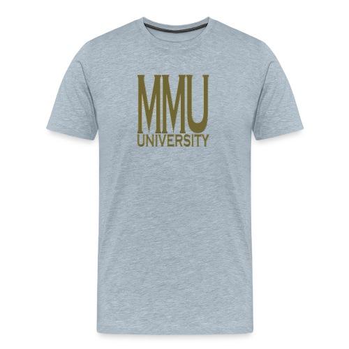 Money Move Us Unversity - Men's Premium T-Shirt
