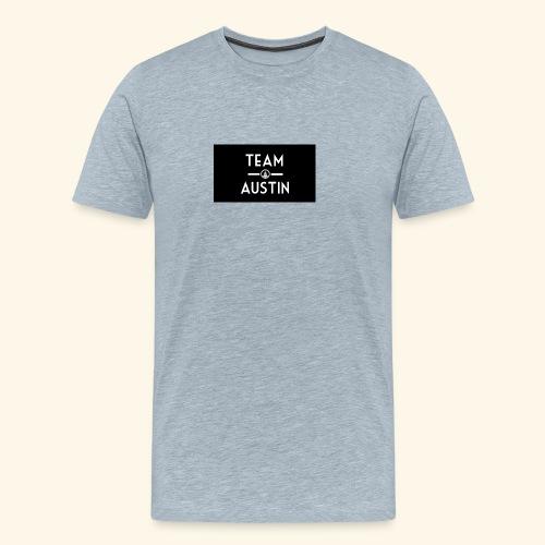 Team Austin Youtube Fan Base - Men's Premium T-Shirt