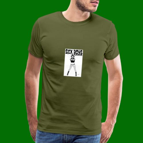 Sick Boys Girl2 - Men's Premium T-Shirt