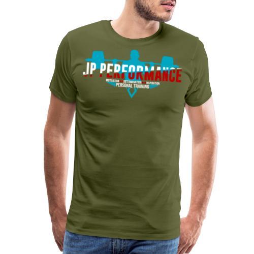 JP Performance (Blue) - Men's Premium T-Shirt