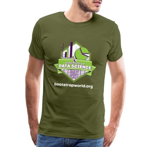 Boootstrap:Data Science - Men's Premium T-Shirt