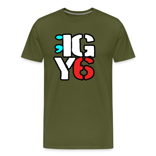 Team IGY6 Gaming Official - Men's Premium T-Shirt