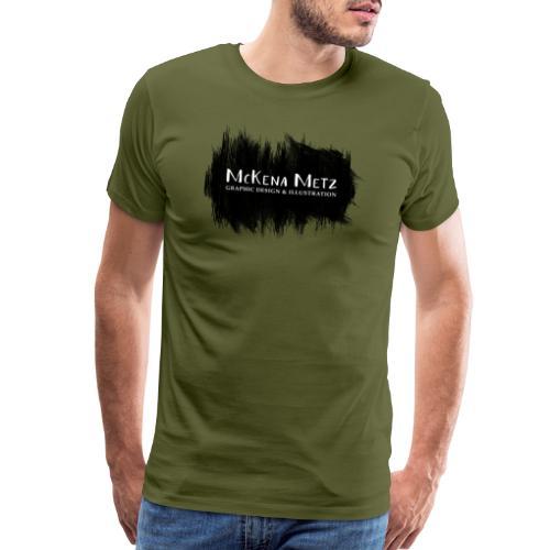 Original Scribble Logo - Men's Premium T-Shirt