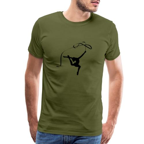 Rhythmic Figure 2 - Men's Premium T-Shirt