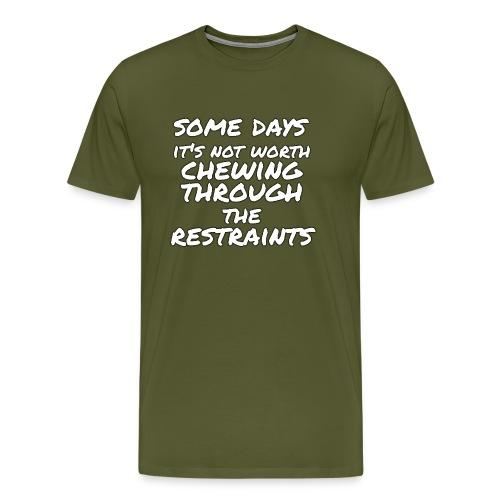 restraints - Men's Premium T-Shirt