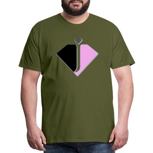 J. Captiah Breast Cancer Awareness - Men's Premium T-Shirt