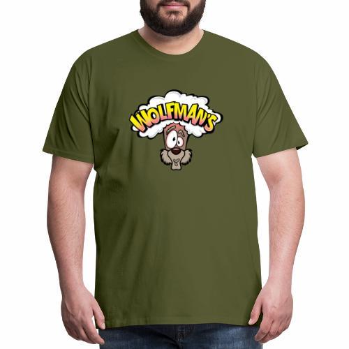 Wolfman's Brother - Men's Premium T-Shirt