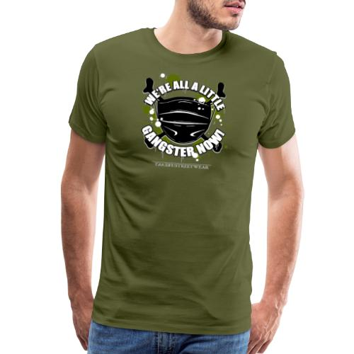 Covid Gangster - Men's Premium T-Shirt