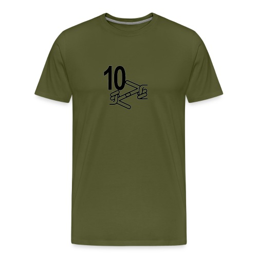 Motivation Series - Men's Premium T-Shirt