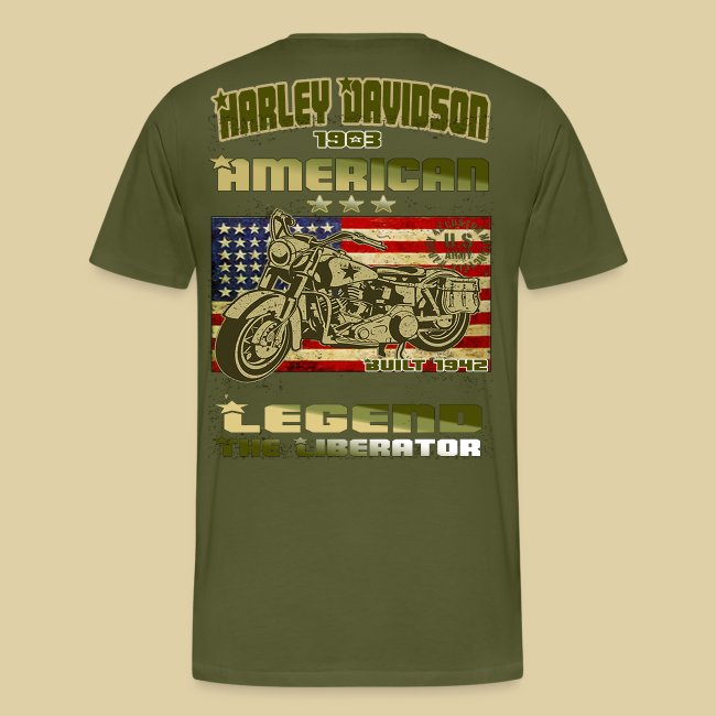 1942 ARMY LIBERATOR MOTORCYCLE