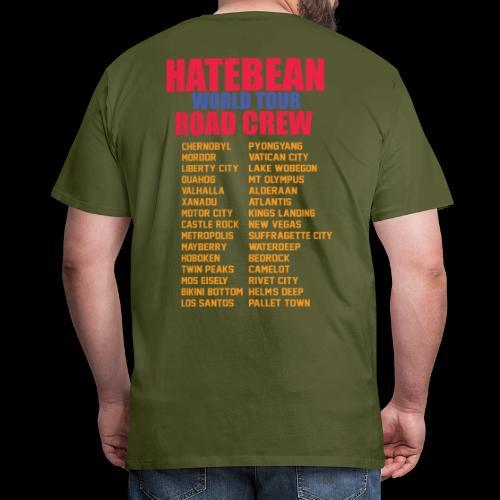 HATEBEAN ROAD CREW GEAR! - Men's Premium T-Shirt