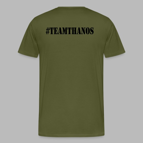 #TeamThanos - Men's Premium T-Shirt