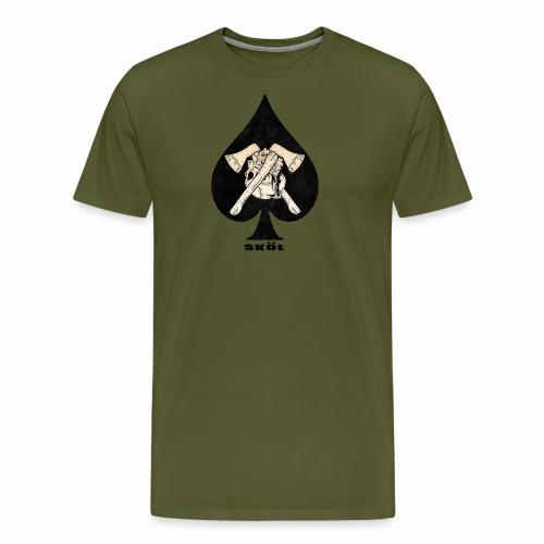 SKOL CT - Men's Premium T-Shirt