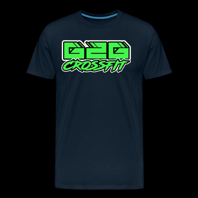 Electrifying Green Half G2G Logo