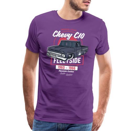 Chevy C10 - American Legend - Men's Premium T-Shirt