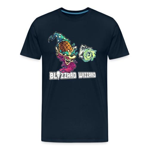 Blizzard Wizzard [Variant] - Men's Premium T-Shirt