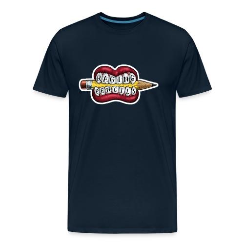 Raging Pencils Bargain Basement logo t-shirt - Men's Premium T-Shirt