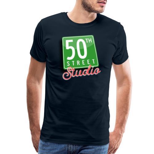 50th Street Studio LOGO - Men's Premium T-Shirt