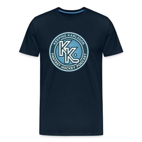 Keeping Karlsson Circle Logo - Men's Premium T-Shirt