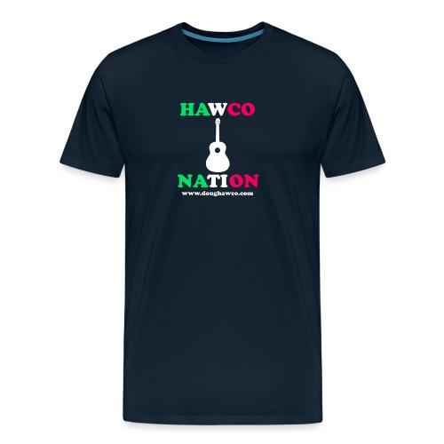 HAWCO NATION NEWFOUNDLAND - Men's Premium T-Shirt
