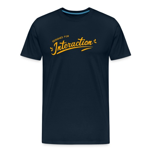 Designed for Interaction - Men's Premium T-Shirt
