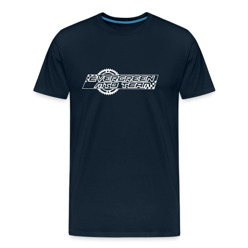 EHS MTB LOGO - Men's Premium T-Shirt