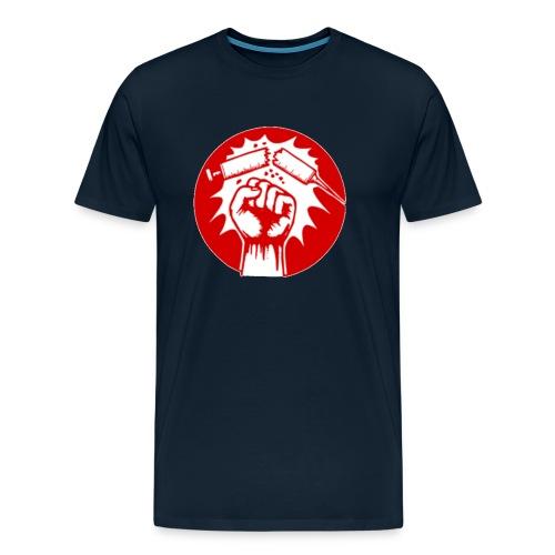 No Vaccine - Men's Premium T-Shirt