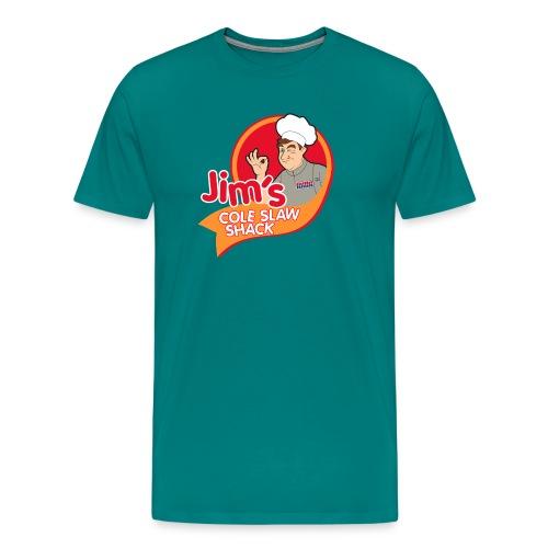 TASWEP6---Jims-Cole-Slaw- - Men's Premium T-Shirt