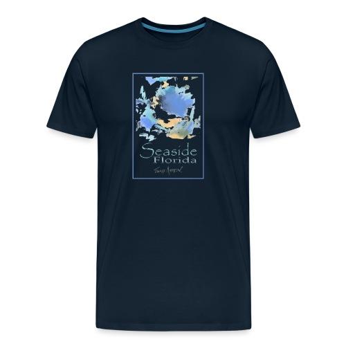 Seaside Shirt Design 5 - Men's Premium T-Shirt