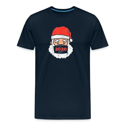 Merry Christmask - Men's Premium T-Shirt