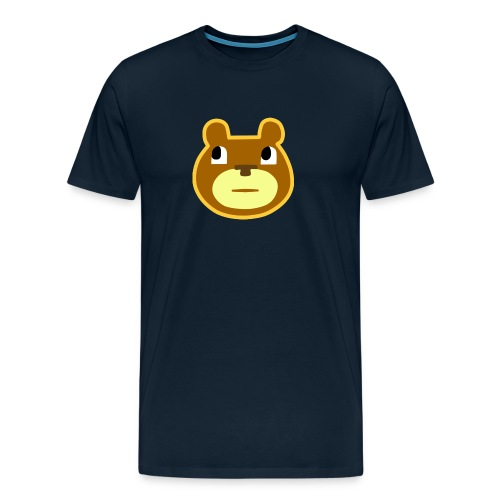 sarcasm bear no text - Men's Premium T-Shirt