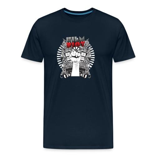 Film Riot - Men's Premium T-Shirt