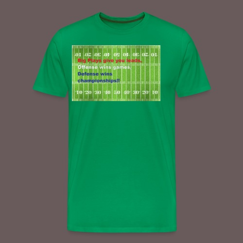 Football Championship Shirt - Men's Premium T-Shirt