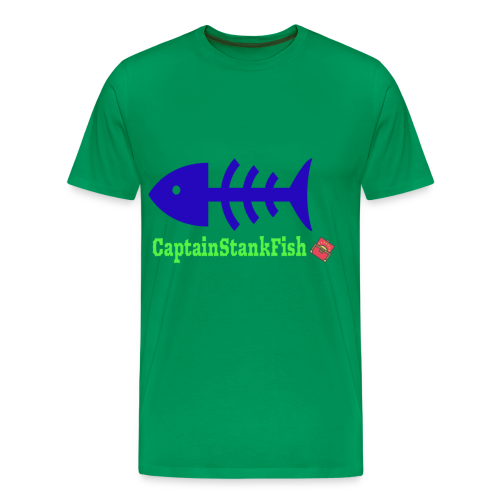Boney Fish - Men's Premium T-Shirt